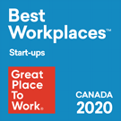 Great Place to Work - Start-up